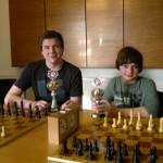 Fabian und Boris