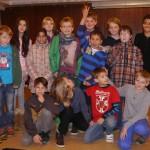 Die erfolgreichen Brackeler U12er bei der Ruhrgebietsmeisterschaft im Fritz-Henssler-Haus am 22.11.2014