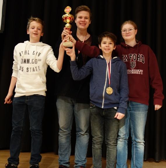 WK III Sieger Max-Planck-Gym