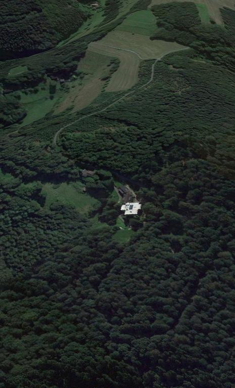 Ahorn Luftbild